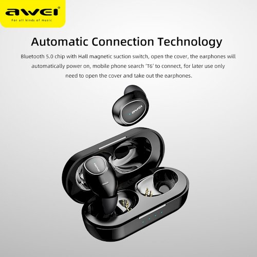 AWEI - Bluetooth Sports Earbuds
